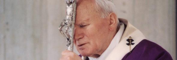 Gebed tot de Zalige Paus Johannes Paulus II